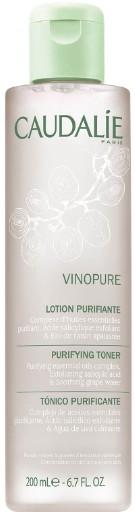 Caudalie Vinopure Clear Skin Purifying Toner 欧缇丽去角质爽肤水200毫升