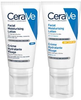 CeraVe Facial Moisturisers面部保湿晚霜和日霜