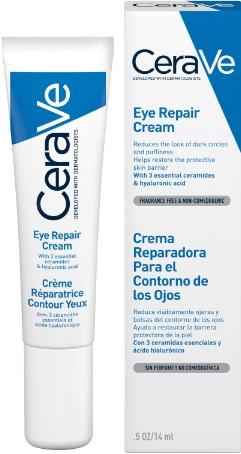 CeraVe Eye Repair Cream 14ml (CeraVe 眼部修护眼霜 14毫升)