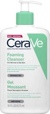CeraVe Foaming Facial Cleanser 泡沫洁面乳