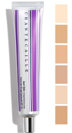 Chantecaille Just Skin Tinted Moisturiser SPF 15 香缇卡防晒保湿有色粉底霜50克