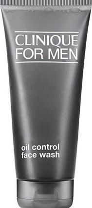 Clinique for Men Oil-Control Face Wash (Clinique for Men倩碧男士控油洗面奶)