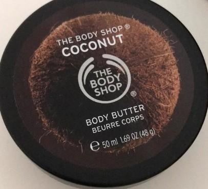 Coconut Nourishing Body Butter 椰子滋养护肤膏