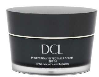 DCL Skincare Profoundly Effective Vitamin A Anti-Ageing SPF30 Cream 维他命A抗衰老防晒面霜50毫升