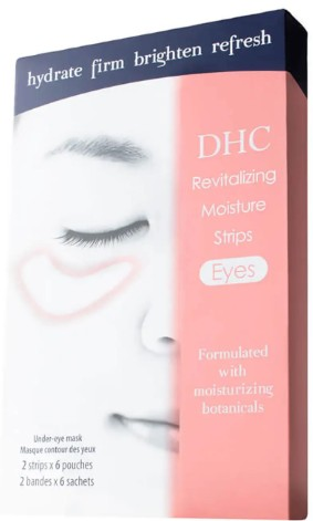 DHC Revitalizing Moisture Strip_ Eyes - 6 Applications 眼部活肤保湿眼膜(6次使用)