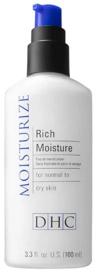 DHC Rich Moisture Face Moisturiser 强效保湿霜100毫升