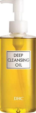 DHC Deep Cleansing Oil (DHC 深层清洁卸妆油)