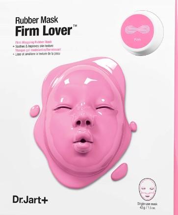 Dr.Jart+ Dermask Firm Lover Rubber Mask 47g (Dr.Jart+ 粉红色橡胶紧致面膜47克)