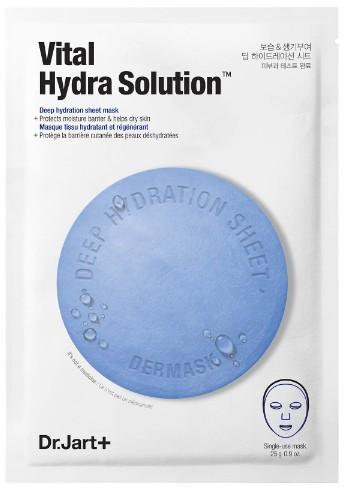 Dr.Jart+ Dermask Water Jet Vital Hydra Solution 27g (Dr.Jart+ 滋润保湿面膜27克)