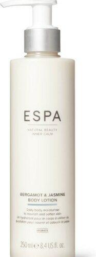 ESPA Bergamot and Jasmine Body Lotion 佛手柑和茉莉身体护肤乳250毫升