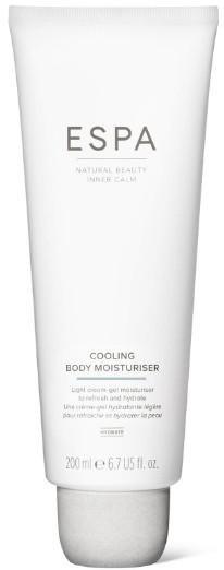 ESPA Cooling Body Moisturiser 身体保湿保湿霜200毫升