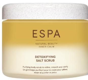 ESPA Detoxifying Salt Scrub 排毒盐磨砂膏700克