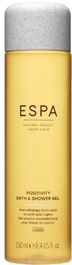 ESPA Positivity Bath & Shower Gel 身体沐浴露250毫升