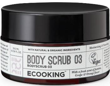 Ecooking Body Scrub 03 身体磨砂膏300毫升