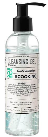 Ecooking Cleansing Gel 凝胶洁面乳200毫升