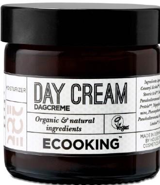 Ecooking Day Cream 保湿日霜50毫升