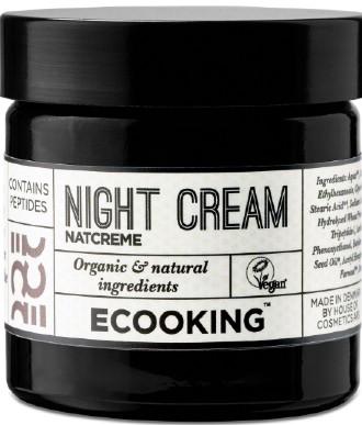 Ecooking Night Cream 晚霜50毫升