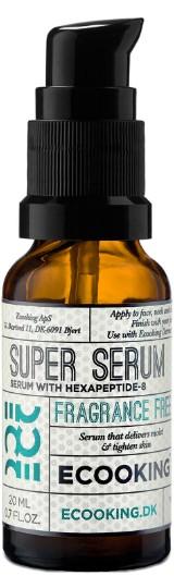 Ecooking Super Serum 超级精华液20毫升