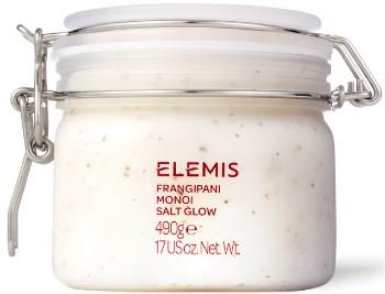 Elemis Frangipani Monoi Salt Glow 艾丽美盐磨砂膏490g