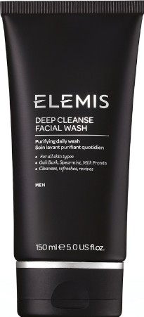Elemis TFM Deep Cleanse Facial Wash 150ml (Elemis 艾丽美男士深层清洁洁面乳 150毫升)