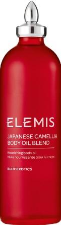 Elemis Japanese Camellia Body Oil Blend (Elemis 艾丽美日本山茶花身体护肤精油)