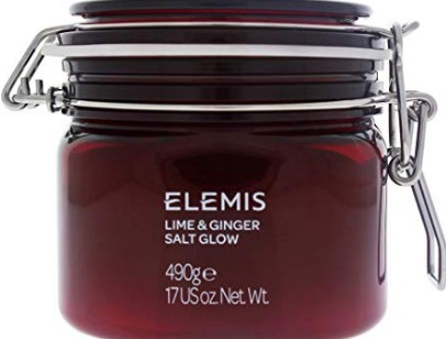 Elemis Lime and Ginger Salt Glow - Invigorating Salt Body Scrub 酸橙和姜盐磨砂膏