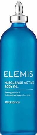 Elemis Musclease Active Body Oil (Elemis 艾丽美舒缓肌肉活性身体护理精油)