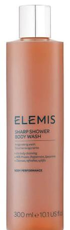 Elemis Sharp Shower Body Wash, Invigorating Wash, 300 ml沐浴露