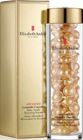 Elizabeth Arden Ceramide Capsules Advanced (90 Capsules) (高级护肤精华胶囊 (90 粒))