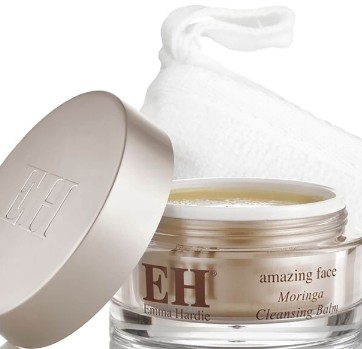 Emma Hardie Moringa Cleansing Balm with Professional Cleansing Cloth