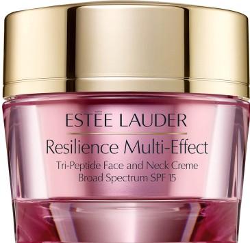 Estée Lauder Resilience Multi-Effect Tri-Peptide Face and Neck Crème SPF15 雅诗兰黛多功效防嗮脸霜和颈霜