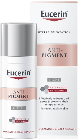 Eucerin Anti-Pigment Night Cream 50ml (Eucerin 优色林抗色素晚霜 50毫升)