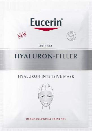 Eucerin Hyaluron-Filler Intensive Sheet Mask (Eucerin 优色林透明质酸强效面膜)