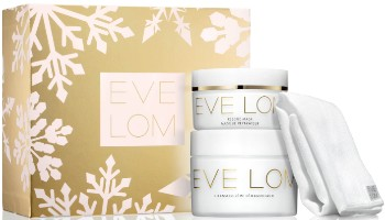 Eve Lom Exclusive Deluxe Rescue Ritual Gift Set独家豪华急救礼物套装