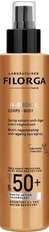 Filorga UV Bronze SPF50 Body Oil 150ml (Filorga UV Bronze SPF50 菲洛嘉身体防晒油 150毫升)