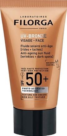 Filorga UV Bronze SPF50+ Face Cream 40ml (Filorga UV Bronze SPF50+ 菲洛嘉防晒霜 40毫升)