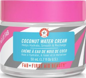 First Aid Beauty Hello FAB Coconut Water Cream (First Aid Beauty 椰子水急救保湿面霜)