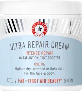First Aid Beauty Ultra Repair Cream (170g) (First Aid Beauty 超级修复保湿霜 170克)