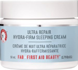 First Aid Beauty Ultra Repair Hydra Firm Overnight Sleeping Cream (50ml) (First Aid Beauty 夜间修复急救保湿面霜 50毫升)