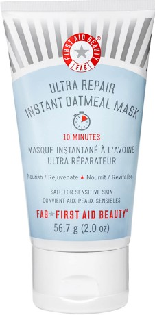 First Aid Beauty Ultra Repair Instant Oatmeal Mask (56.7g) (First Aid Beauty 超级修复燕麦面膜 56.7 克)