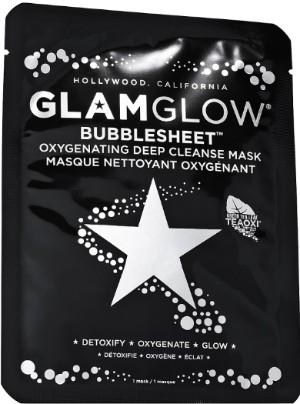 GLAMGLOW Bubble Sheet Mask (1 Mask) (GLAMGLOW 泡泡纸面膜 (1片装面膜))