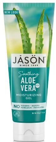 JASON Aloe Vera 98% Moisturising Gel Tube 98%芦荟凝胶保湿霜113克