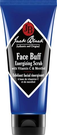 Jack Black Face Buff Energizing Scrub (88ml) (Jack Black 男士面部磨砂膏(88毫升))