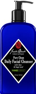 Jack Black Pure Clean Daily Facial Cleanser黑杰克纯洁净日常洁面乳(男士洁面乳)