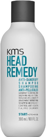 KMS Head Remedy Anti-Dandruff Shampoo 去头皮屑洗发露300毫升