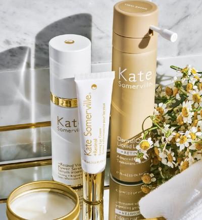 Kate Somerville美国护肤品牌抗衰老系列产品 – 美国好莱坞明星信赖的品牌产品