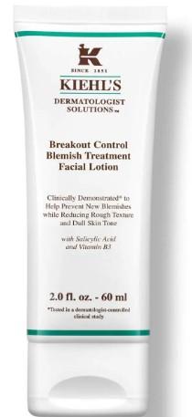 Kiehl's Breakout Control Blemish Treatment Facial Lotion 科颜氏男士护肤精准清痘乳液60毫升