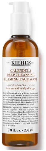 Kiehl's Calendula Deep Cleansing Foaming Face Wash 金盏花清洁泡沫洁面乳(多种包装)