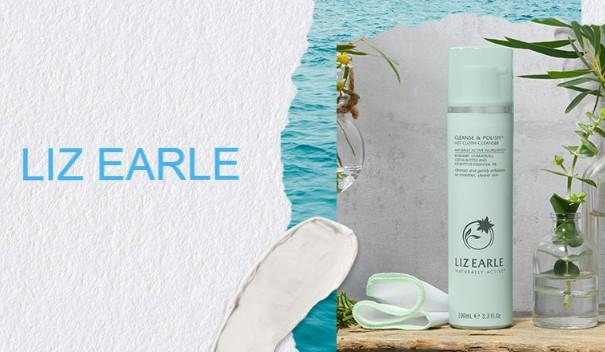 LIZ EARLE 英国天然温和的美容护肤品牌产品