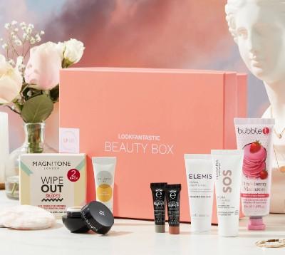 LOOKFANTASTIC Beauty Box Subscription 美容迹象订阅礼盒